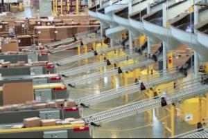 Amazon reportedly opening Ottawa-based distribution centre